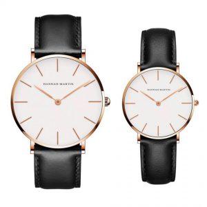 סט שעונים זוגי Hannah Martin Hm1423 + Hm1417