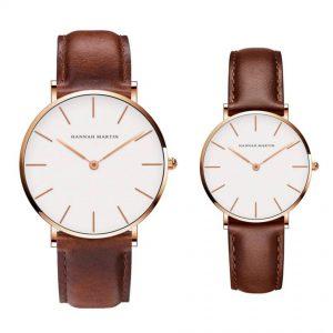 סט שעונים זוגי Hannah Martin Hm1421 + Hm1415