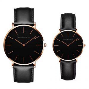 סט שעונים זוגי Hannah Martin Hm1424 + Hm1418