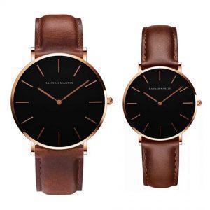 סט שעונים זוגי Hannah Martin Hm1422 + Hm1416