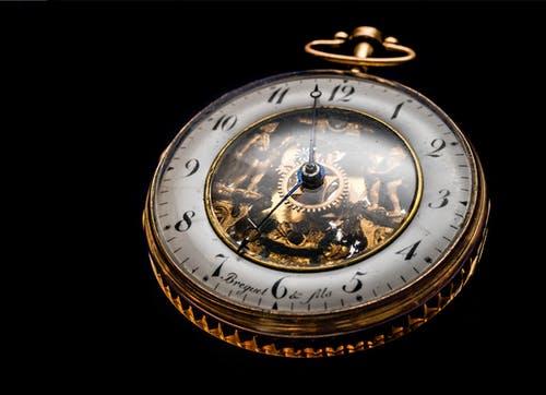 ההיסטוריה של השעונים